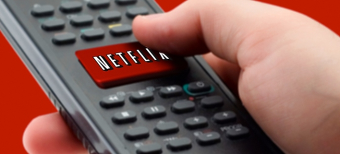 Netflix. Redefining Television.