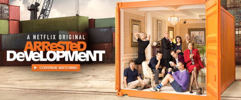 Arrested Development Netflix Instant Season 4