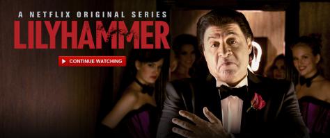 Lilyhammer Netflix Instant