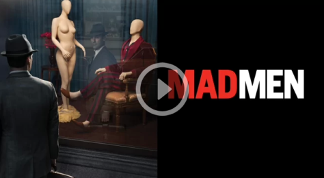 Mad Men Netflix Instant