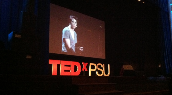 TEDxPSU [Photos]