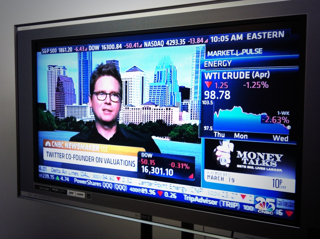 Biz Stone on CNBC