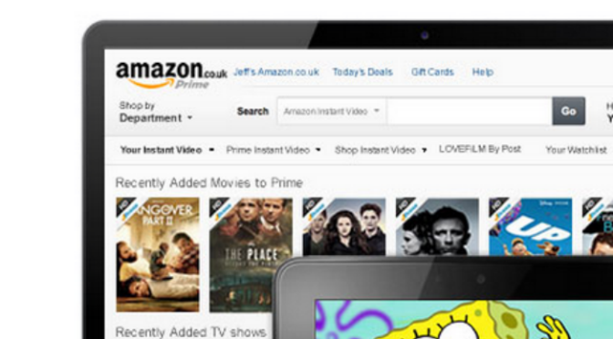 UK's LoveFilm is now Amazon Prime Instant Video